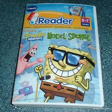 Spongebob Squarepants V.Reader Model Sponge Ages 5 To 7 Vtech - NEW GREAT GIFT!