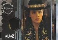"Alias Season 2 - THICK PW2 Jennifer Garner ""Sydney Bristow"" Case Incentive Card"