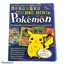 Pojo's Unofficial Big Book of Pokemon (2000 Triumph Books)