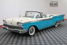 1959 Ford Galaxie Hard Top Convertible Automatic V8