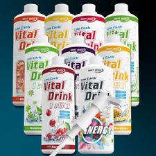 8,49€/Ltr.) Best Body Nutrition Low Carb Vital Drink 10 Flaschen + 1 Dosierpumpe