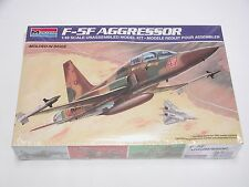 1:48 Revell Monogram F-5F Tiger II Aggressor Plastic Scale Model Kit NEW H 1985
