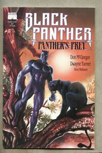 GN/TPB Black Panther Panther's Prey Book 1 fn- 5.5 1st Solomon Prey Dwayne Turne