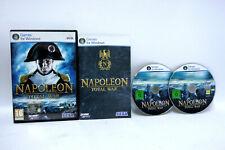 NAPOLEON TOTAL WAR ITALIANO DVD VERSION USATO OTTIMO STATO EDIZIONE ITA 63298