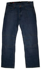 DRUNKN MUNKY Gents Blue Heavy Stone Core Denim Jeans BNWT