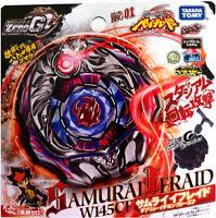 TAKARA TOMY Samurai Ifraid / Ifrit W145CF Zero-G Beyblade BBG-01 - USA SELLER