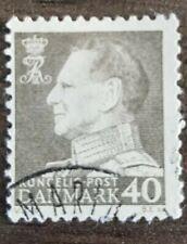 Denmark - Nr 388 - 1961 - King Frederik IX - 40 Øre