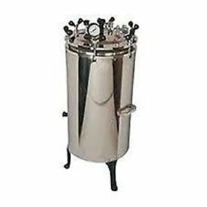 AUTOCLAVE VERTICAL (Double Wall)