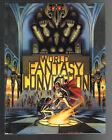 World Fantasy Convention 1990 Program Book Paperback Robert Bloch, Raymond Feist