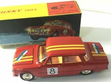 "Dinky Toys 1401 - ALFA ROMEO GIULIA 1600 TI ""Rallye"", Atlas"