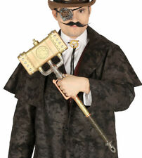 Steampunk HAMMER Mallet Prop Victorian Inventor Cosplay Accessory Halloween