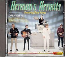 HERMAN'S HERMITS : GREATEST HITS / CD (SUCCESS 16175CD) - NEU