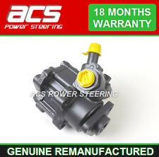 AUDI A4 B7 8E 1.9 TDI, 2.0 TDI 2004 TO 2008 POWER STEERING PUMP - RECONDITIONED