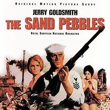 SAND PEBBLES SOUNDTRACK CD COND. BY JERRY GOLDSMITH (1997) - FREE SHIP/LIKE NEW!