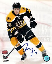 Tyler Seguin Boston Bruins Signed Autographed Home Action 8x10