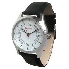 ARISTO Unisex Automatik Ärzteuhr Modell 4H124 Edelstahl 5 ATM Schweizer Uhrwerk