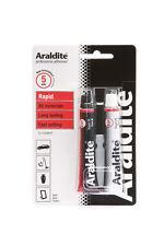 Araldite RAPID Tube 2 X 15ML Epoxy Power Glue Bonds ALL Materials Solvent Free