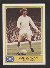 Panini - Euro Football 76/77 - # 261 Joe Jordan - Leeds / Scotland