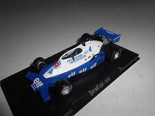 TYRRELL 008 PATRICK DEPAILLER 1978 FORMULA F1 RBA 1:43
