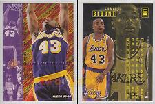 NBA FLEER 1995-1996 SERIES 2 - George Lynch, Lakers # 302 - Near Mint