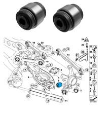 2x BMW 1 2 3 4 X1 X3 X4 F-SERIES / Rear Axle L+R Lower Ball Joint Mount Bush