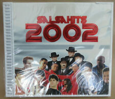 SALSA HITS 2002 BY VARIOUS ARTISTS CD 2001 NIB SEALED