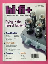 Hi-Fi + Plus Revue - Fév 2000 #5 - Oreille V20 - Simaudio i5 - Rega Planar 25