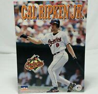 Mitchell /& Ness Cal Ripken Jr Baltimore Orioles #8 Mens 1//4 Zip Mesh Batting Practice Jersey