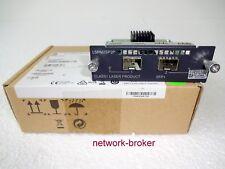 HPE JD368B 2Port 10GbE SFP+ für Switch Serie A5500 A5120 E4800 E4500 Modul