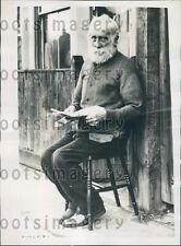 1938 91 Year Old British Man W Dear Receives Marriage Proposals Press Photo