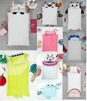 Boys/Girls Duvet/Quilt Cover Set Kids Shaped Duvet Set/Bedding Set Reversible