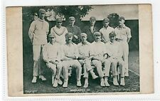 MIDDLESEX XI - Cricket postcard (C517).