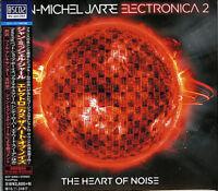 JEAN MICHEL JARRE-ELECTRONICA 2: THE HEART OF NOISE-JAPAN BLU-SPEC CD2 F83