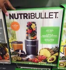 Brand New NutriBullet 8-pc. 600-Watt Superfood Nutrition Extractor & Blender Blk