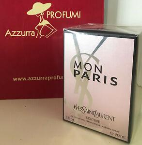Profumo Yves Saint Laurent Mon Paris Couture Eau De Parfum 90 ml Spray