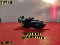 MOTORE COMPLETO GARANTITO HONDA SH 300i ANNO 2009 NERO SERIE 2006 2010