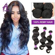 Brazilian Hair Virgin Human Hair Extensions Weave 4bundles 400g Body Wave 7A