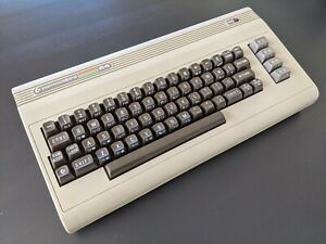 Commodore 64 Computer - RESTORED, COSMETICALLY EXCELLENT, DIAGNOSTIC TESTED