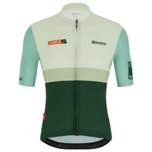 2021 La Vuelta Alicante Jersey Made in Italy by Santini