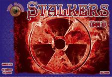 Dark Alliance 1/72 Stalkers Set 1 # ALL72039