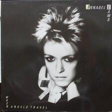 Annabel Lamb When angels travel (1986) [LP]