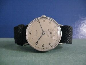 OROLOGIO VINTAGE CARICA MANUALE RECONVILIER SWISS MADE ANSE FISSE