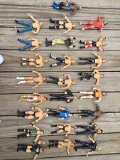 Lot of 25 WWE Jakks Pacific Action Figures
