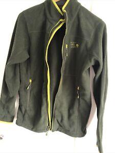 Woman's Mountain Hardwear Jacket / Fleece / Jumper Army green Small