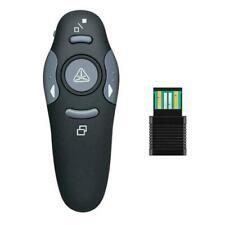 Bluebeach Wireless USB Presenter Powerpoint Remote Control Laser Pointer UK