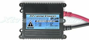 Xtremevision 35W DC Xenon Bundle with Slim Ballast (1 Pair) and 880/881 8000K...