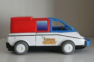 Inspector Gadget Transforming Car Bandai 1993 VGC Rare