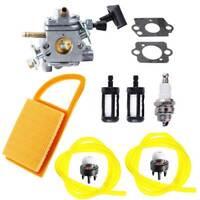 BR550 Carburetor Compatible Stihl Parts BR600 C1Q-S183 Carb Air Filter Fuel B1B9