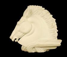 Pégase Charles RUCHOT sculpture art-déco en biscuit Sèvres Pégasus c1930 H:30 cm
