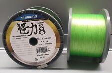 0,16EUR//m Kairiki 8 0.23mm Steel Gray 25m Shimano Angelschnur geflochten